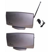 Amplificador De Sinal Digital E Hdtv Antena Indoor Hda-04