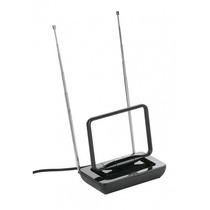 Antena Digital Interna Amplificada Tv / Uhf / Vhf E Fm Hdtv