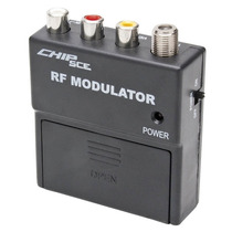 Mini Modulador Rf!!! Frete Gratis!!!