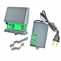 Amplificador De Sinal Booster Super Cabo Uhf 26 Db Digital