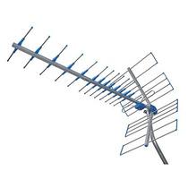 Antena Uhf Digital Yagi 13 Elem Prohd 1100 Proeletronic