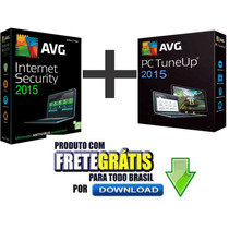 Avg Internet Security 2015+avg Pc Tuneup 2015
