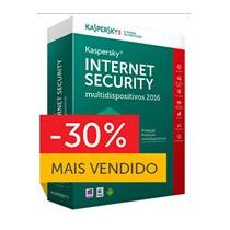 Kaspersky Internet Security 2016 1 Pc 1 Ano --- [autorizado]