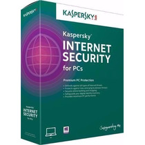 Kaspersky Internet Security 2014 1 Português 6 Meses 5 Peça