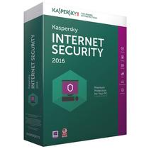 Kaspersky Internet Security 2016 3-pcs