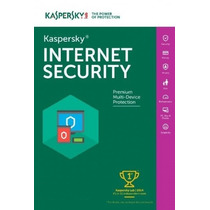 Kaspersky Internet Security 2015 - 1 Pc 1 Ano Lançamento