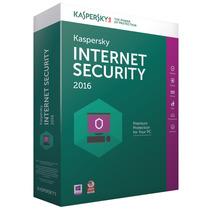 Kaspersky Security 2016 Original! Compatível Com Windows 10