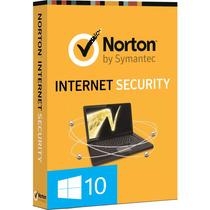 Norton Internet Security Original P/ 2 Pcs (1 Ano)