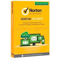 Licença Uso Norton Security 2.0 Br 1 User 5 Pc´s 2 Anos C/nf
