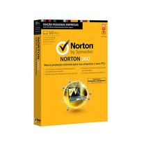 Norton 360 2014 Edição Pequenas Empresas 1 Ano 10 Pcs