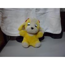 Cachorro Pelucia Pequeno Usado 18 Cm