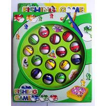 Brinquedo Pega Peixe Infantil