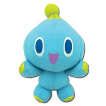 Plush Sonic The Hedgehog Mini Chao 4 Boneca Ge7045