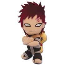 Plush Naruto Gaara 8''chibi Sd Macio Boneca Ge7036