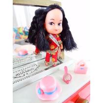 Antiga Boneca Swelen Miss China Anos 60!!! Estrela Atma Trol