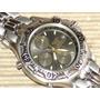 Relógio Alba Sefaire Alarm & Chrono 10 Bar Y182-6b00 Japan