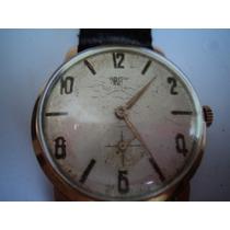 Antigo Relógio Britix Com Mov. A Corda