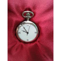 Relógio De Bolso Pocket Watch Collection 2,5 Cms