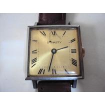 Relógio Suíço Antigo Dynasty - A Corda
