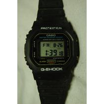 Casio G-schock Série Ouro 5600 Com Garantia