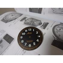 Mostrador Relógio Mido Multifort Automático