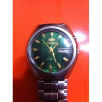 Relógio Orient Automático Número 5