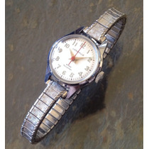Ano 1975 Relogio A Corda Caravelle By Bulova. Excel.condicao