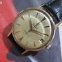 Relógio Cyma Cymaflex Autorotor Ouro.p Antigo No Estojo