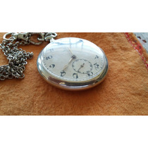 Relógio Omega De Bolso . Revisado / Promoção