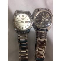 Relógios Seiko Automáticos 3 E 5 Preço Unitário
