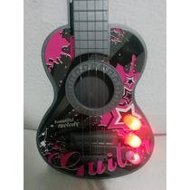 Guitarra Eletrônica Infantil Meninas 60cm - Fret16