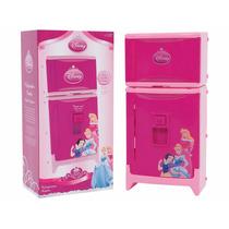 Refrigerador Duplex Princesas 18009 Xalingo Parc. S/juros