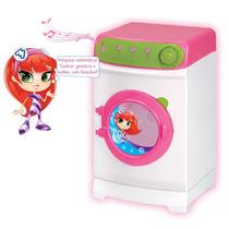Máquina De Lavar Super Eletrônica - Magic Toys Frete Grátis