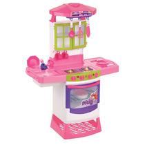Cozinha Mágica Super 8019 Magic Toys Sai Água De Verdade