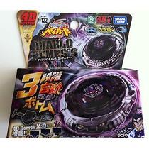 Diablo Nemesis X:d Bb-122 (beyblade 4d) Takara Tomy