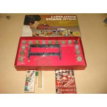 = Brinquedo Antigo = Guaporé - Laboratório Quimico Juvenil Q