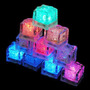 Cubo Gelo Neon Luminoso Caixa Com 6 Unidades