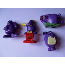 Bonecos Em Miniatura Da Turma Do Mcdonald