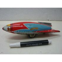 Antiga Nave Espacial De Lata - Metalma - Anos 60