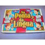 Brinquedo Antigo, Jogo Na Ponta Da Língua Da Grow.