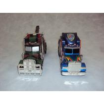Brinquedos Antigos, Lote Caminhões Transformes Peterbilt