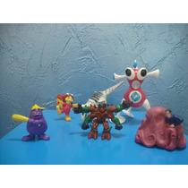 Antigo Brinquedo Mcdonalds Diversos Lote Com 6