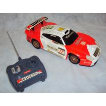 Brinquedo Antigo, Carro Porsche Controle Remoto Funcionando.