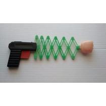 Antigo Brinquedo Pistola Magica Não Estrela