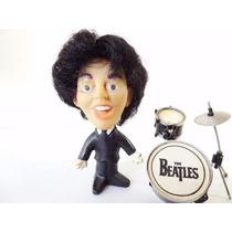 Antigo Boneco Paul Maccartney Beatles Jovem Guarda Estrela