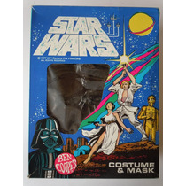 Star Wars - Fantasia Do Darth Vader Na Caixa - Ben Cooper 77