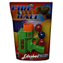 Pistola De Brinquedo - De Bolinhas Ping Pong- Sucesso Venda.