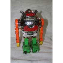 Robo Bambô Estrela No Estado Brinquedo Antigo