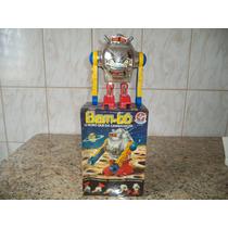 Robô Ban-bô Estrela(zerado)