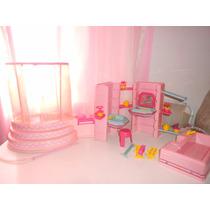 Banheiros Antigo Da Barbie R$100,00 + Frete